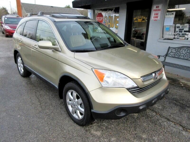Honda CR-V EX-L 2WD AT 2007