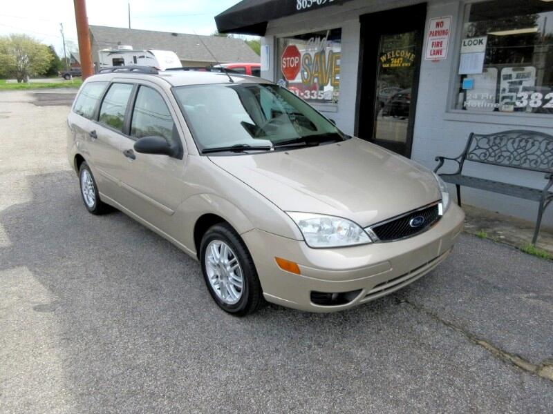 Ford Focus Wagon ZXW SES 2007
