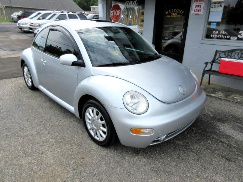 Volkswagen New Beetle GLS 2.0L 2004