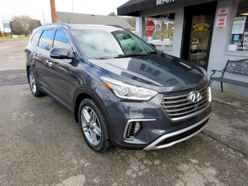 2018 Hyundai Santa Fe Limited Ultimate 3.3L Auto