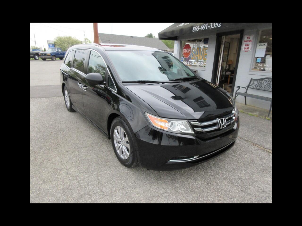 2014 Honda Odyssey 5dr EX-L