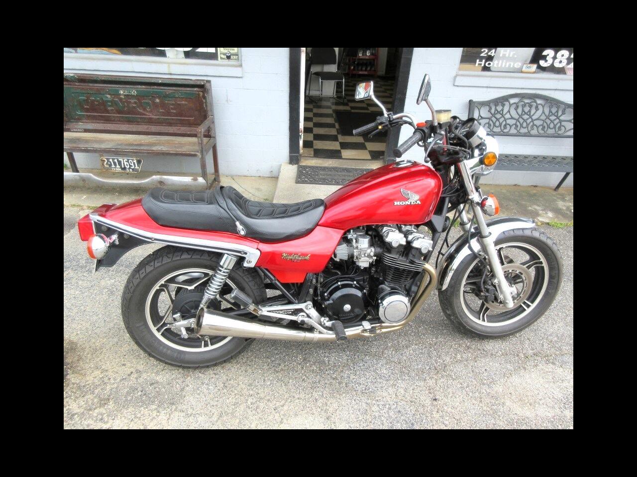 1982 Honda Nighthawk 750