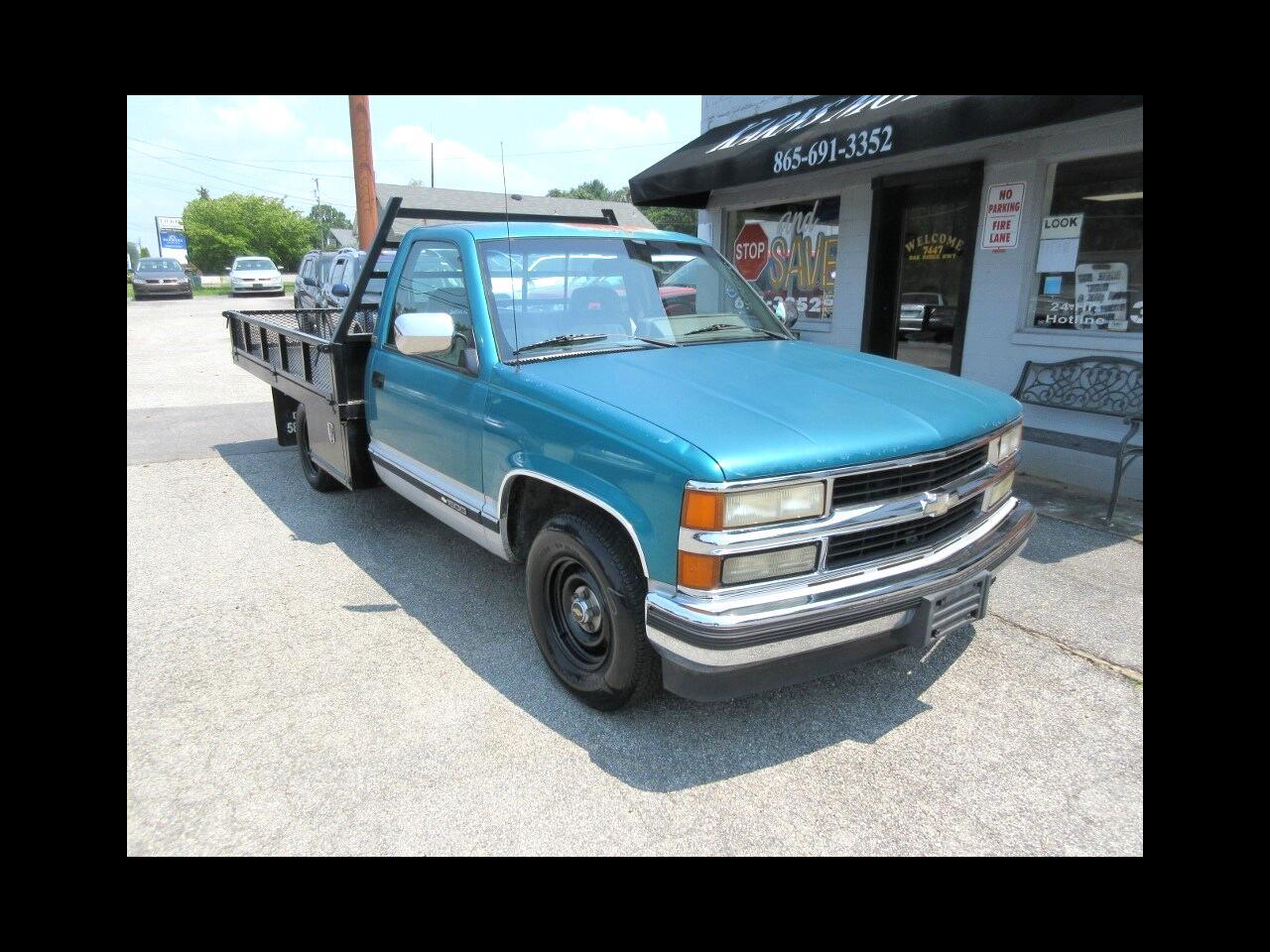 """1994 Chevrolet C/K 1500 Reg Cab 117.5"""" WB"""