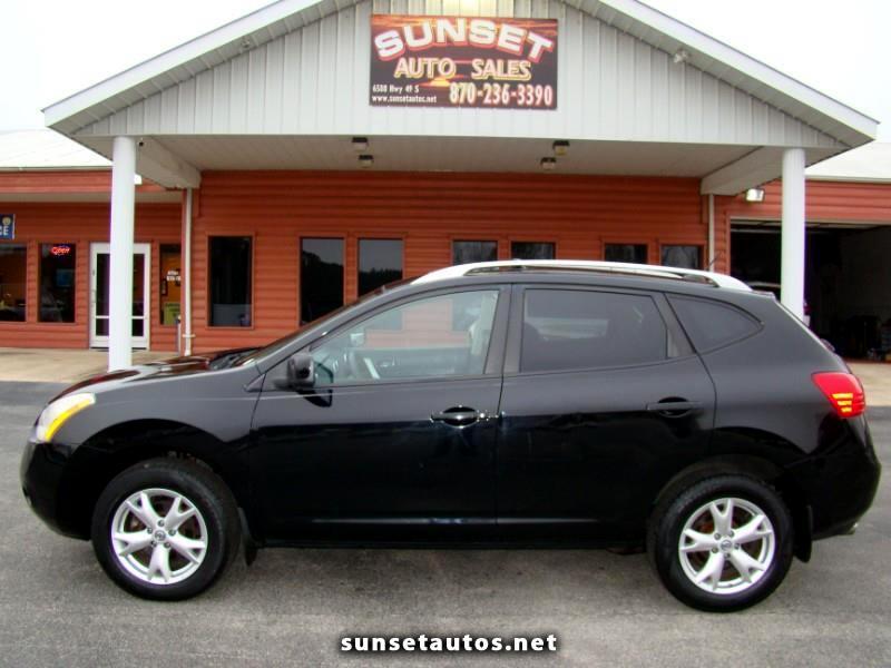 2009 Nissan Rogue SL 2WD