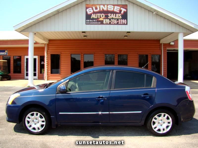 2010 Nissan Sentra 2.0 SL