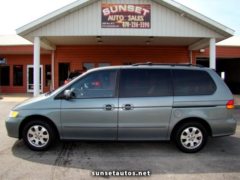 Honda Odyssey EX-L 2002