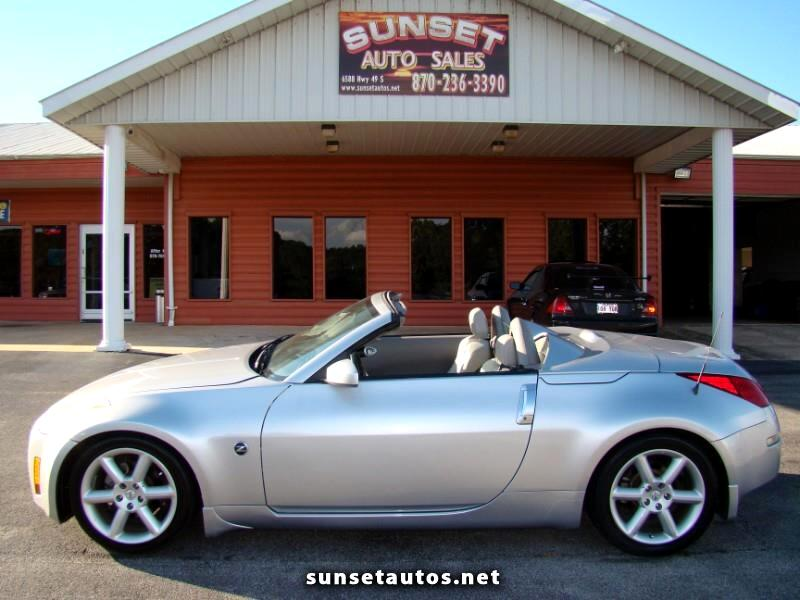 Nissan 350Z Touring Roadster 2004