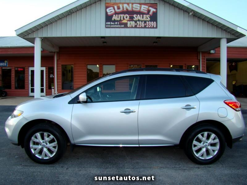 Nissan Murano SL 2011