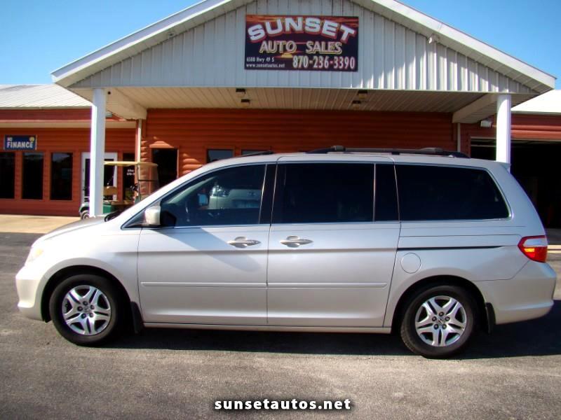 Honda Odyssey EX-L w/ DVD 2006
