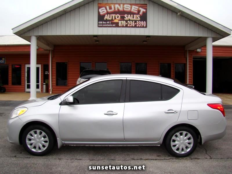 Nissan Versa 2012 for Sale in Paragould, AR