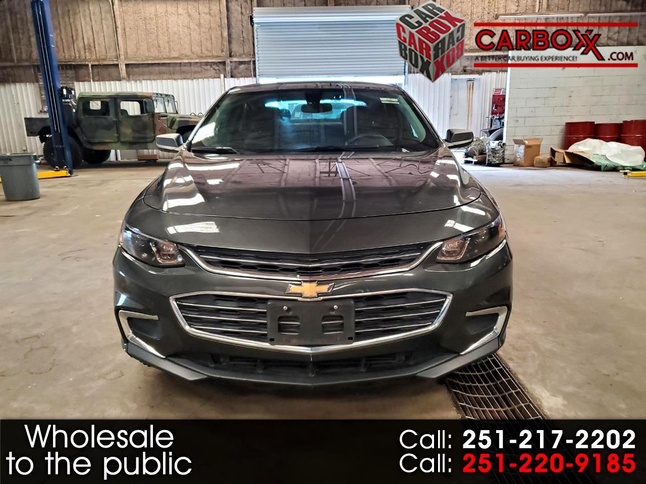 Chevrolet Malibu 4dr Sdn LS w/1FL 2017