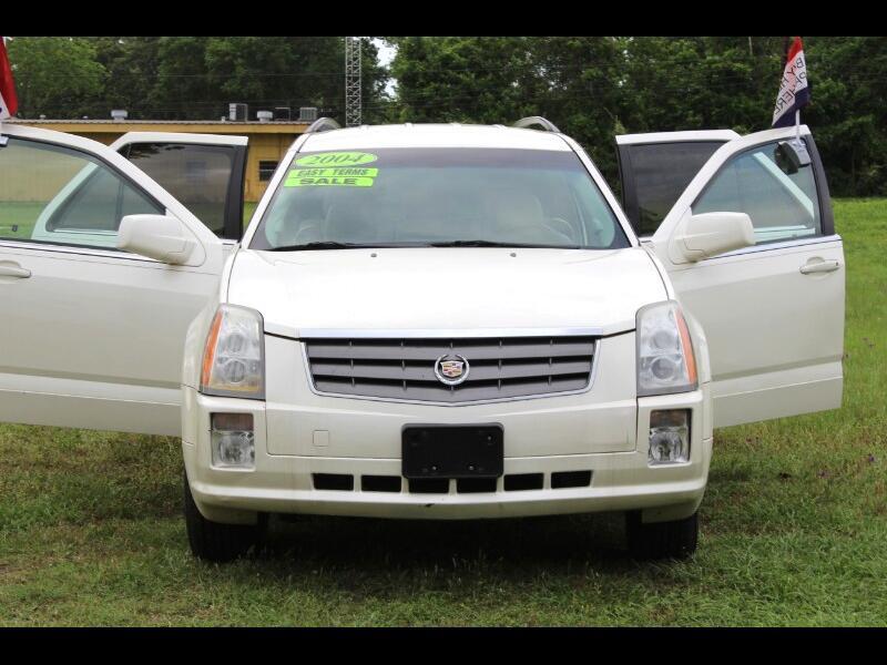 2005 Cadillac SRX V6