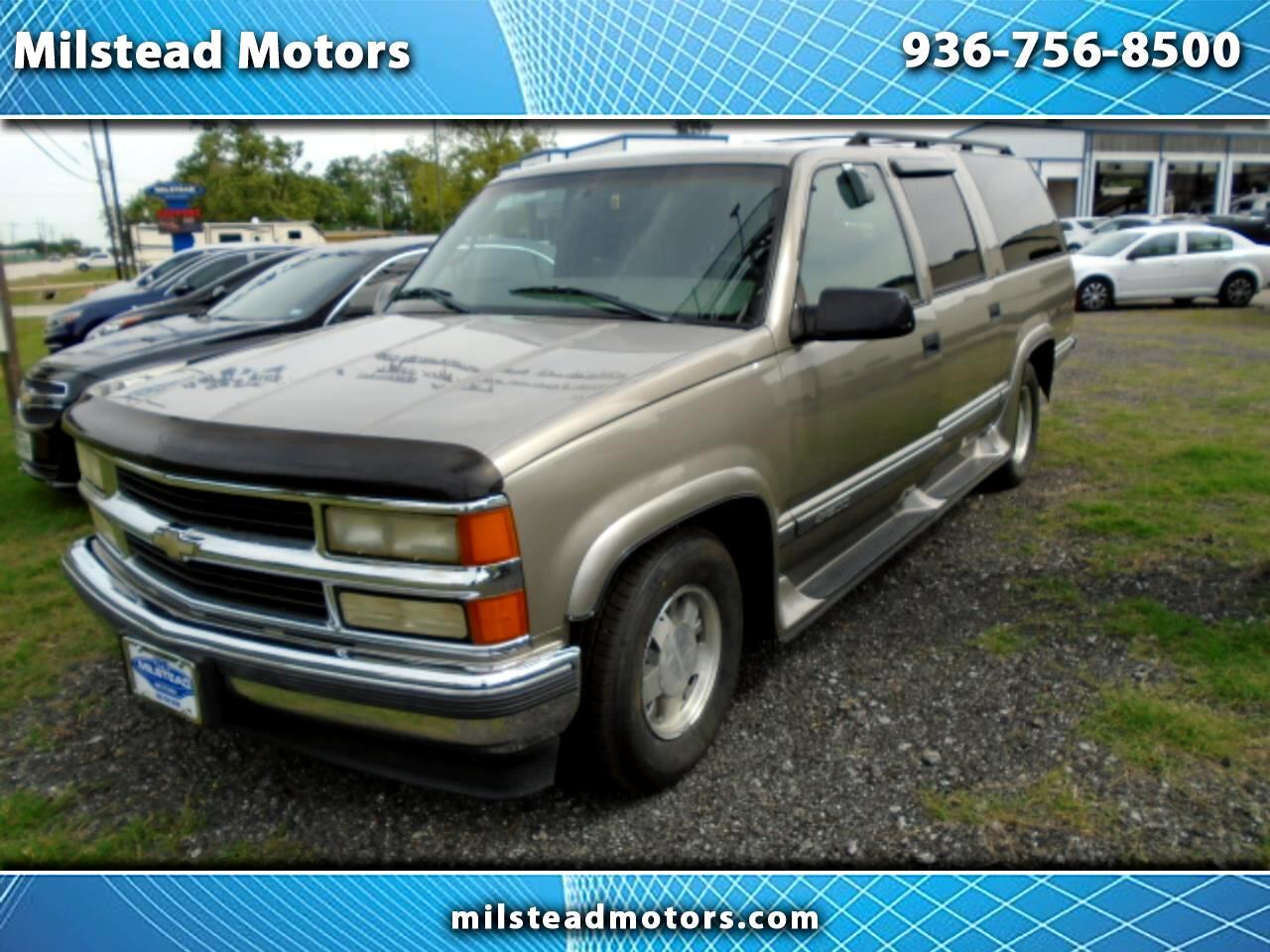 Chevrolet Suburban 1500 1998