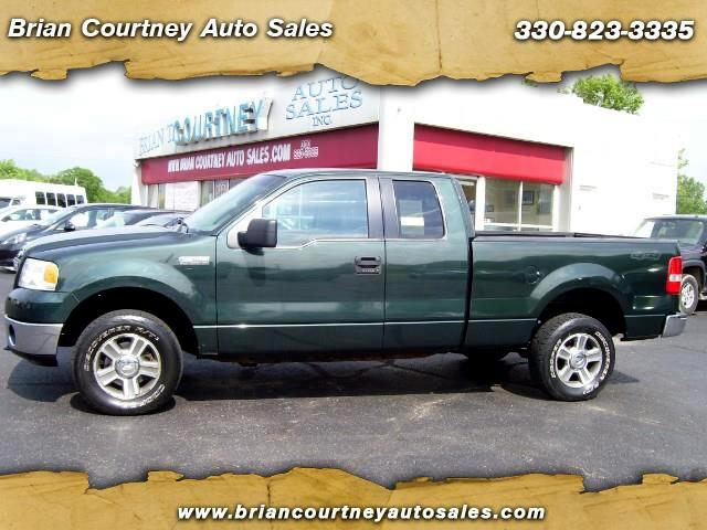 2006 Ford F-150 XLT 4WD SuperCab 6.5' Box