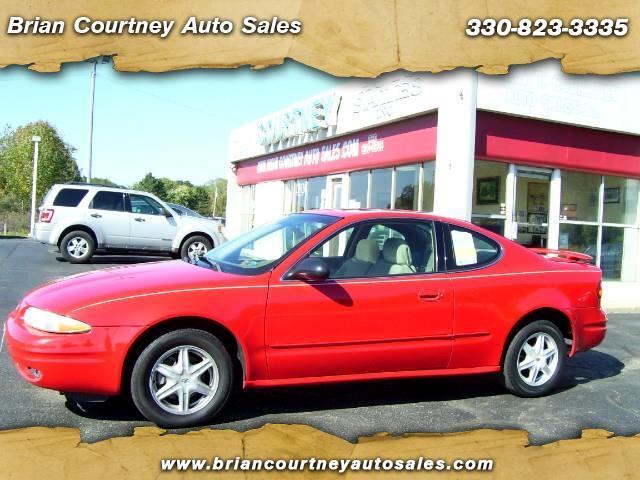 2003 Oldsmobile Alero GL1 coupe