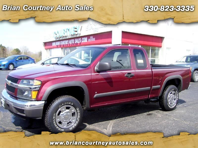 2007 Chevrolet Colorado LT1 Ext. Cab 4WD