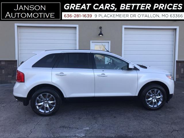 2011 Ford Edge LIMITED LEATHER PANORAMIC ROOF NAVIGATION CHROME W