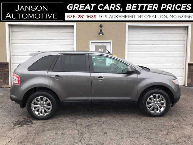 2010 Ford Edge SEL AWD PANORAMIC ROOF PREMIUM WHEELS! MUST SEE!!