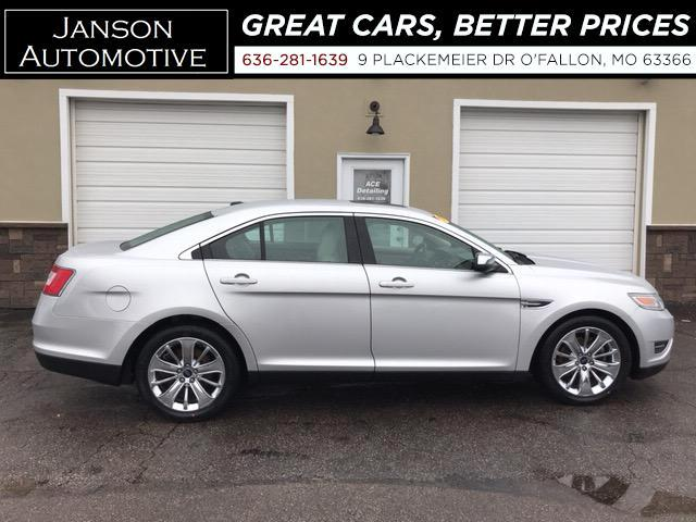"""2011 Ford Taurus LIMITED LEATHER 19"""" CHROME WHEELS NEW TIRES! MOONR"""