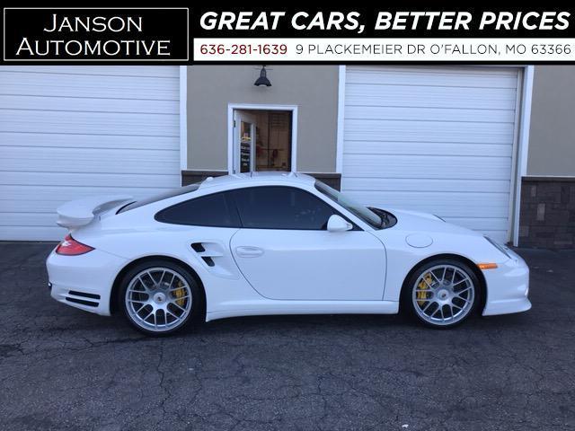 2013 Porsche 911 TURBO S NEW MICHELIN PILOTS MAJOR SERVICE DONE 300