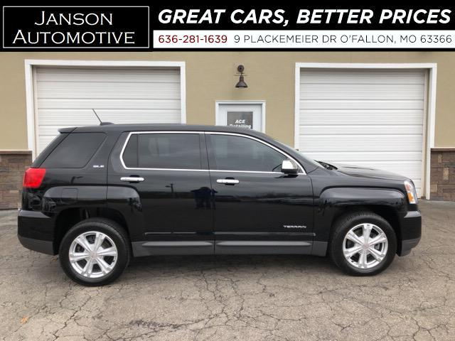 2017 GMC Terrain SLE BACKUP CAMERA ALLOYS NEWER TIRES MUST SEE!! BE