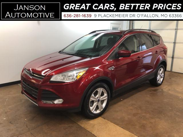 2014 Ford Escape SE ECOBOOST LEATHER ALLOYS FORD SYNC/BLUETOOTH MUS