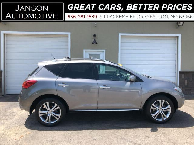2010 Nissan Murano LE ALL WHEEL DRIVE LEATHER PANORAMIC ROOF B/U CAME
