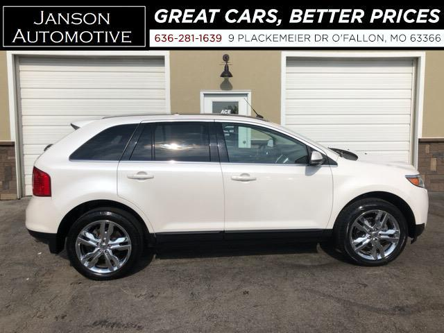2012 Ford Edge LIMITED AWD NAVIGATION PANORAMIC ROOF CHROME WHEEL