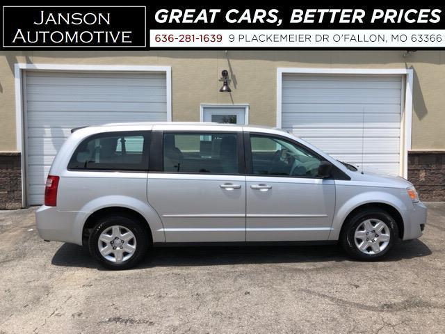 2010 Dodge Grand Caravan SE CAPTAIN  CHAIRS 3RD ROW ALLOYS NICE VAN!