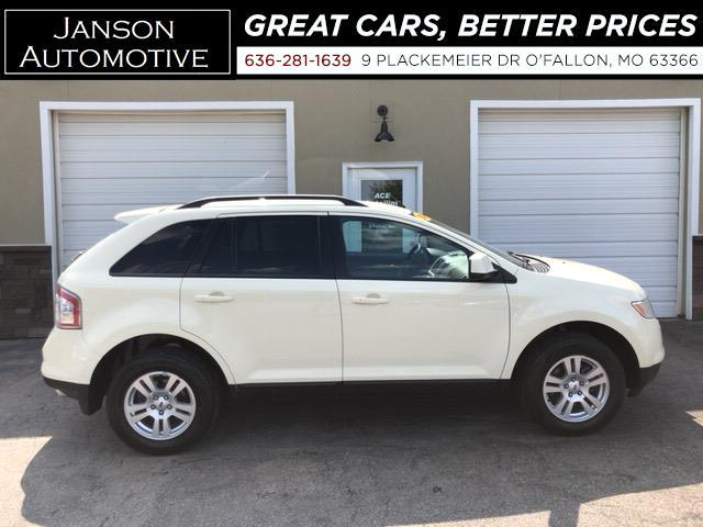 2008 Ford Edge SEL ALL WHEEL DRIVE ALLOY WHEELS NICE SUV! GREAT D