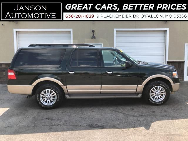 2012 Ford Expedition EL XLT 4X4 NEW TIRES! MOONROOF NAV DUAL DVD CAPTAI