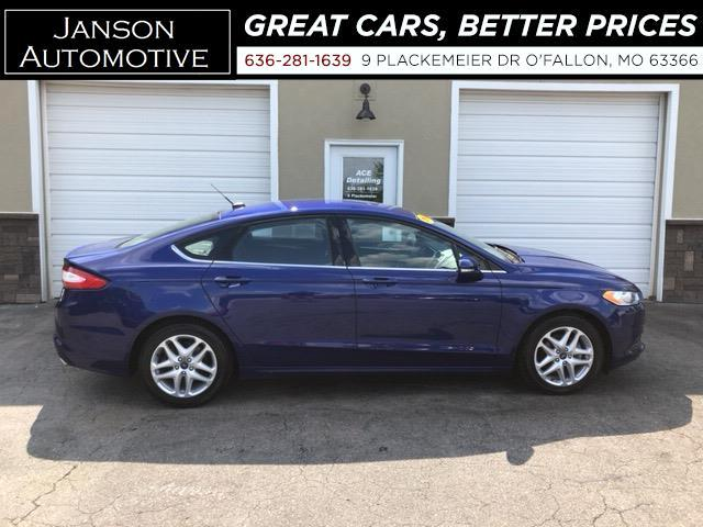 2014 Ford Fusion SE ALLOY WHEELS 40 MPG! NICE CAR!! MUST SEE!!