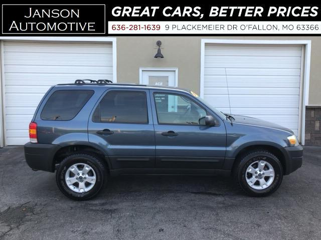 2005 Ford Escape XLT 4X4 ALLOYS PWR SEAT NICE SUV!!