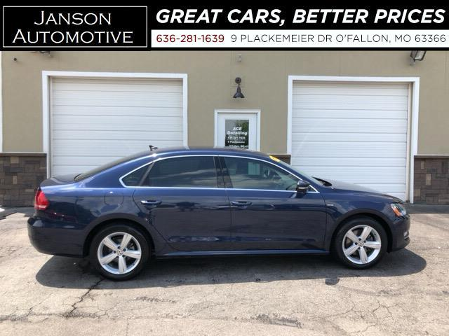 2015 Volkswagen Passat LIMITED LEATHER 48K MILES! ALLOYS LOADED! NICE CAR