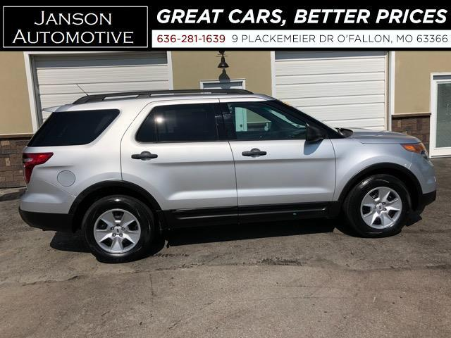 2014 Ford Explorer V6 NEW TIRES! 3RD ROW! FORD SYNC/BLUETOOTH 82K MIL