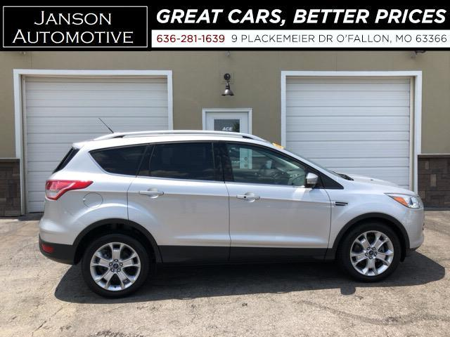 2015 Ford Escape TITANIUM 2.0L ECOBOOST PANORAMIC ROOF NAV LEATHER