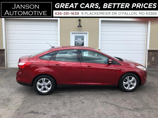 2014 Ford Focus SE FORD SYNC/BLUETOOTH ALLOY WHEELS AUTOMATIC 38MP