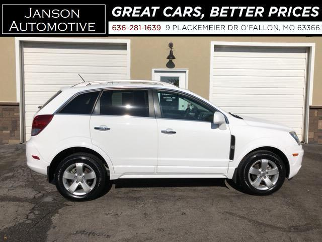 2012 Chevrolet Captiva Sport SPORT V6 MOONROOF LEATHER 71K MILES! LOADED! MUST