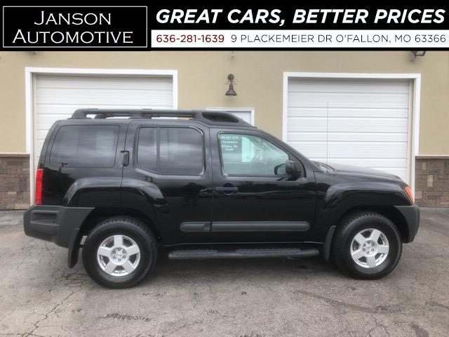 2005 Nissan Xterra SE 4X4 ALLOYS RUNNING BOARDS NICE SUV!