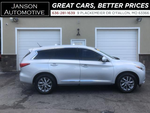 2015 Infiniti QX60 AWD 3RD ROW MOONROOF LEATHER ALLOYS LOADED! MUST S