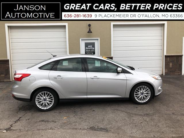2012 Ford Focus SEL MOONROOF LEATHER ALLOYS LOADED! MUST SEE!!