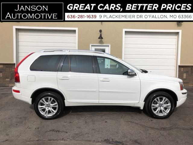 2013 Volvo XC90 3.2L NEW TIRES 63K MILES! 3RD ROW LEATHER CAPTAINS