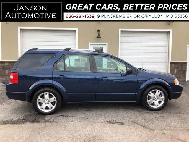 2006 Ford Freestyle LIMITED AWD MOONROOF NAVIGATION 3RD ROW LEATHER LO