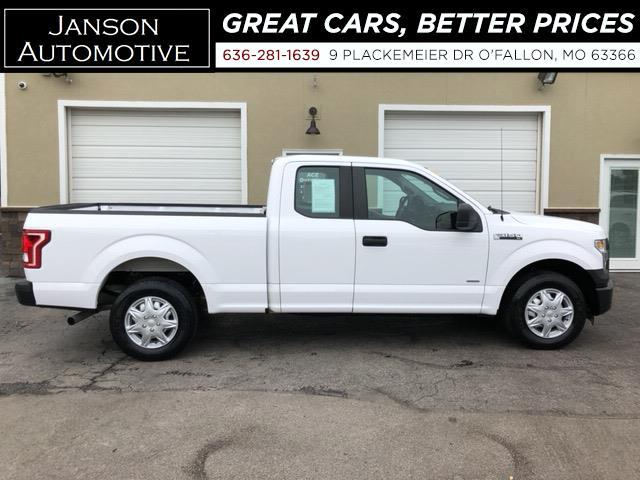 2015 Ford F-150 SUPERCAB XL 2.7L V6 ECOBOOST POWER PACKAGE NICE TR