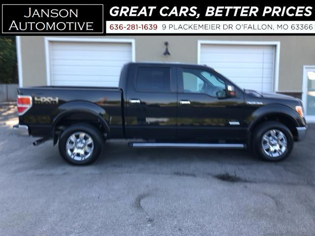 2012 Ford F-150 SUPERCREW LARIAT 4X4 ECOBOOST NEW TIRES! LEATHER R