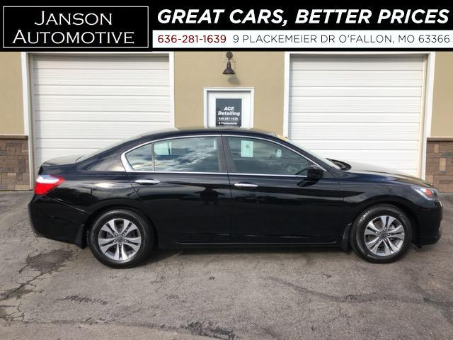 2013 Honda Accord LX ALLOYS B/U CAMERA 1 OWNER SUPER NICE CAR!! MUST