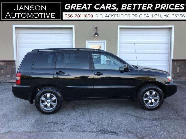 2006 Toyota Highlander LIMITED V6 ALLOY WHEELS EXTREMELY NICE DEPENDALBE
