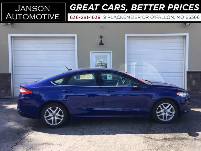 2014 Ford Fusion SE 2.5L 4 CYL 38 MPG FORD SYNC/BLUETOOTH SUPER CLE