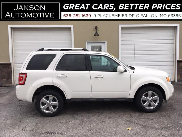 2011 Ford Escape LIMITED V6 MOONROOF 46K MILES! LEATHER ALLOYS MUST