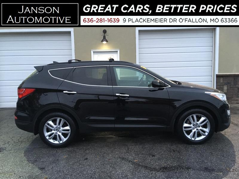 2013 Hyundai Santa Fe Sport 2.0LT AWD 63K Miles! Alloys LOADED! MUST SEE